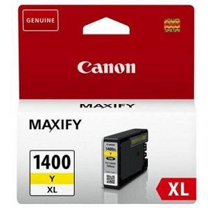 Картридж Canon PGI-1400XL Y