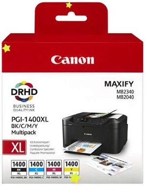Картридж Canon PGI-1400XL MULTIPACK
