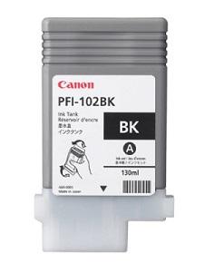 Чернильный картридж Canon PFI-102 BK