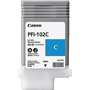 Чернильный картридж Canon PFI-102 C