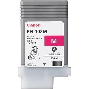 Чернильный картридж Canon PFI-102 M
