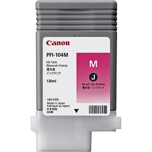 Чернильный картридж Canon PFI-104 M