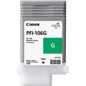 Чернильный картридж Canon PFI-106 G
