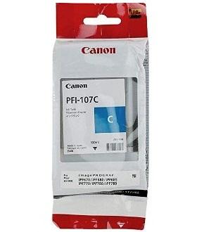 Чернильный картридж Canon PFI-107 C
