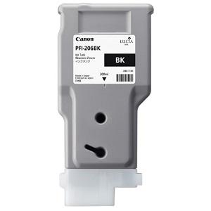 Чернильный картридж Canon PFI-206 BK