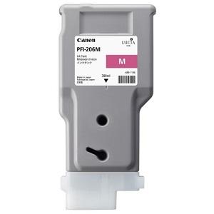 Чернильный картридж Canon PFI-206 M