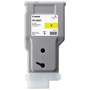 Чернильный картридж Canon PFI-206 Y