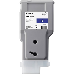 Чернильный картридж Canon PFI-206 B