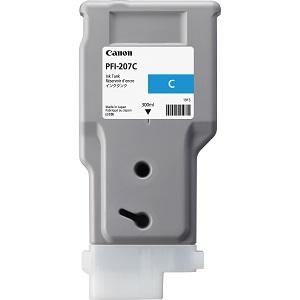 Чернильный картридж Canon PFI-207 C