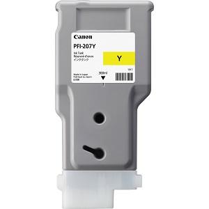 Чернильный картридж Canon PFI-207 Y