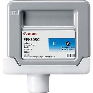 Чернильный картридж Canon PFI-303 C