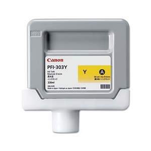 Чернильный картридж Canon PFI-303 Y