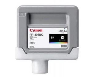 Чернильный картридж Canon PFI-306 BK