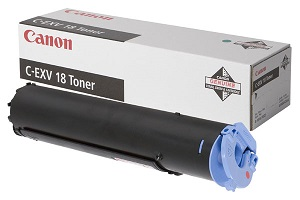 Тонер Canon C-EXV18 TONER Bk