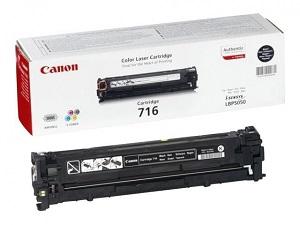 Картридж Canon 716 Black