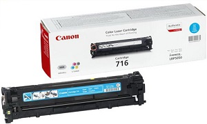 Картридж Canon 716 Cyan
