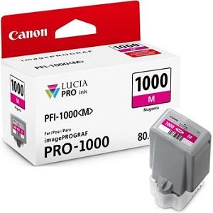Чернильный картридж Canon PFI-1000M