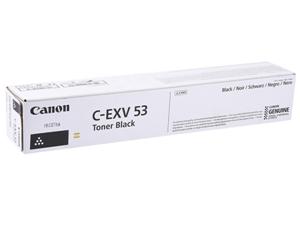 Тонер Canon C-EXV53 TONER Bk