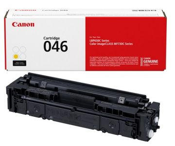 Картридж Canon 046 Yellow