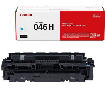Картридж Canon 046H Cyan