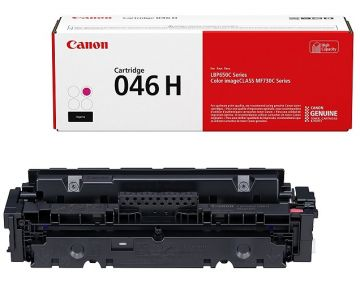 Картридж Canon 046H Magenta