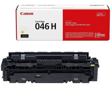 Картридж Canon 046H Yellow