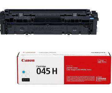 Картридж Canon 045H Cyan