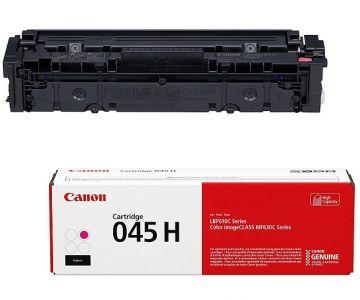 Картридж Canon 045H Magenta