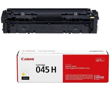 Картридж Canon 045H Yellow