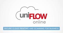 uniFLOW Online Express - решение для облачной печати, сканирования, учета и проверки подлинности