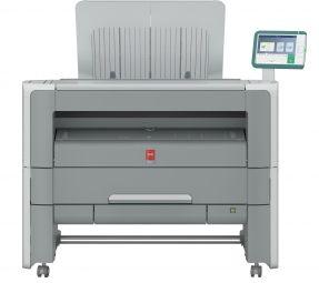 Широкоформатный принтер Canon PlotWave 345