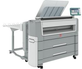 Широкоформатный принтер Oce PlotWave 550