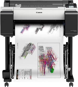 Широкоформатный принтер Canon imagePROGRAF TM-205