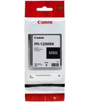 Чернильный картридж Canon PFI-120 MBK