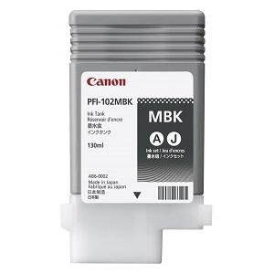 Чернильный картридж Canon PFI-102 MBK
