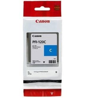 Чернильный картридж Canon PFI-120 C 90мл
