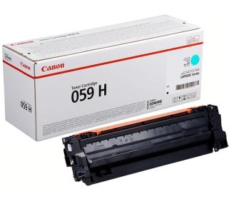 Картридж Canon 059H Cyan