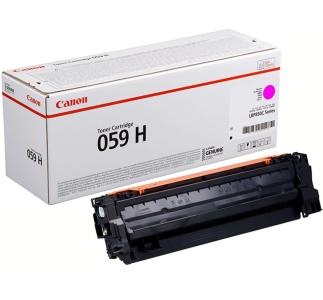 Картридж Canon 059H Magenta