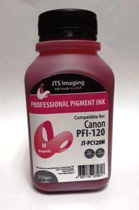 Чeрнила пигментные JTS Magenta для Canon imagePROGRAF TM-200, TM-205, TM-300, TM-305, TX-2000, TX-3000, TX-4000 250 мл