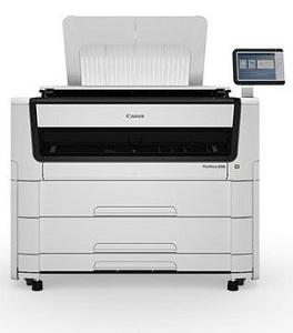 Широкоформатный принтер Canon PlotWave 5500