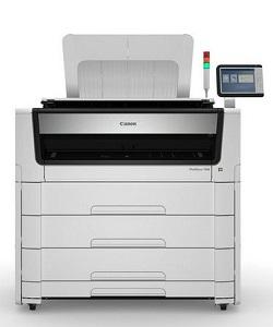 Широкоформатный принтер Canon PlotWave 7500