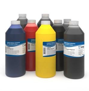 Комплект чернил IIMAK для 8-цветных фотопринтеров Canon iPF 6400S/8400S/9400S, PRO-4100S/6100S, 1000 мл