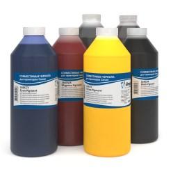 Комплект чернил IIMAK для 6-цветных принтеров Canon iPF 6400SE/8400SE, 1000 мл