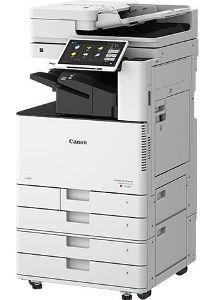 Обзор цветного лазерного МФУ Canon imageRunner ADVANCE DX C3720i формата А3 часть2