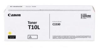 Тонер-картридж Canon T10L TONER Y