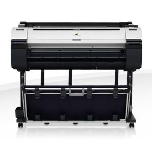 Широкоформатный принтер Canon imagePROGRAF iPF770 со стендом