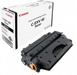 Тонер Canon C-EXV40 TONER Bk