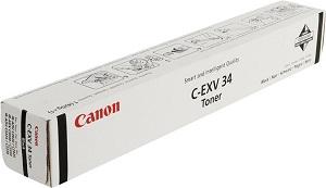 Тонер Canon C-EXV34 TONER Bk