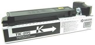 Тонер-картридж Kyocera TK-895K