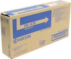 Тонер-картридж Kyocera TK-475